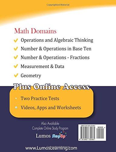 Workbook 3 grade worksheets : Florida Standards Assessments Prep: 3rd Grade Math Practice ...
