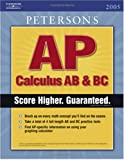 AP Success - Calculus, Peterson's Guides Staff, 0768918278