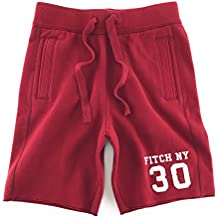 Abercrombie & Fitch Mens Fleece Athletic Shorts