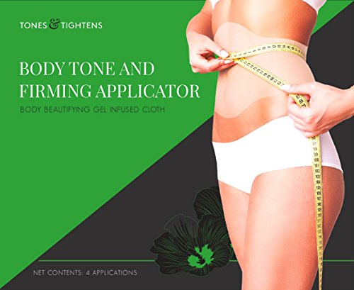 Ultimate Toning and Firming Body Applicator 7 Body Wraps