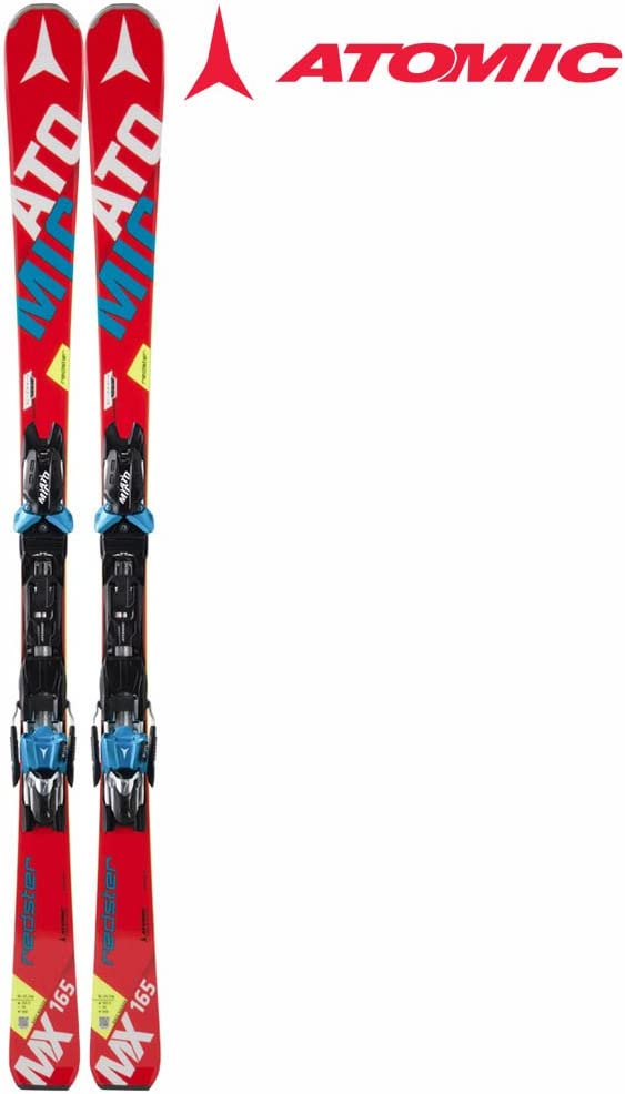 ATOMIC アトミック 赤STER MX + X12TLビンディングセット 165cm