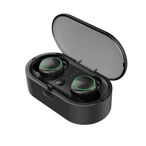 T02 auriculares deportivos in-ear inalámbricos Mini Stealth auriculares Bluetooth 5.0TWS auriculares portátiles Mini