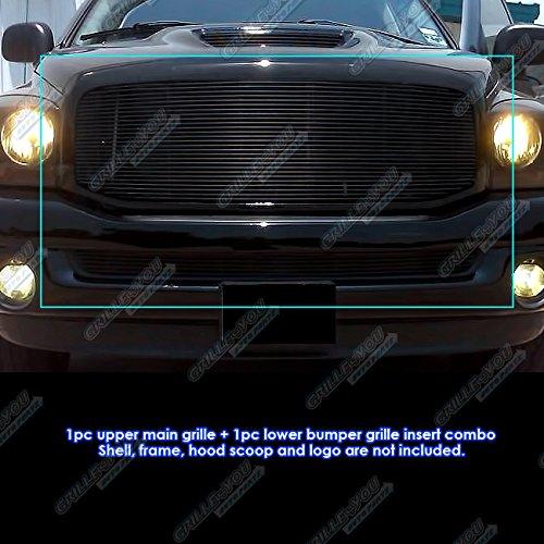 2006 2009 Dodge Ram 1500 Sinister Black 06 08 Ram 2500: Compare Price To 2008 Dodge Ram 1500 Black Grill