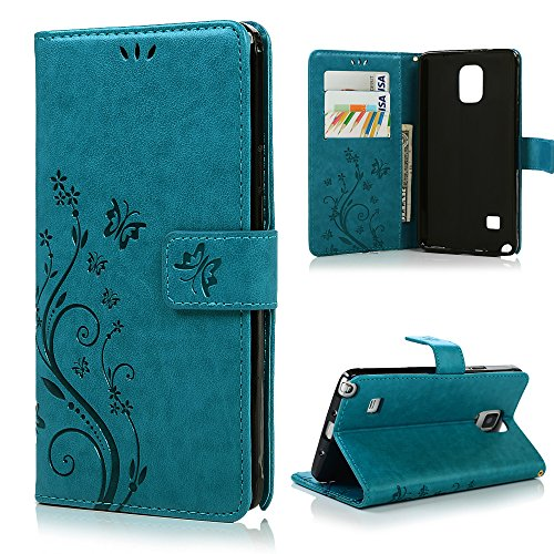 note 4 edge flip wallet - 2