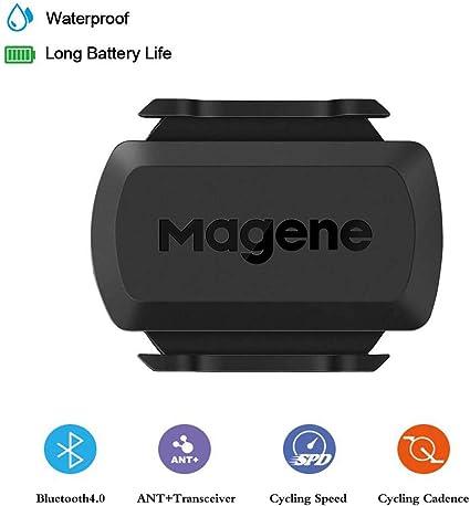Magene Cycling Cadence Sensor Speedometer Bicycle ANT Bluetooth 4.0 Wireless