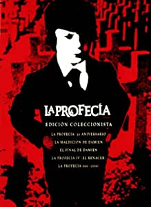 Pack La profecía: Pentalogía (Edición coleccionista) [DVD]