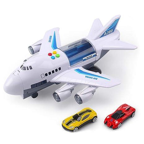 Amazon com: Airplane Airbus Toy for Kids,Big Model Plane