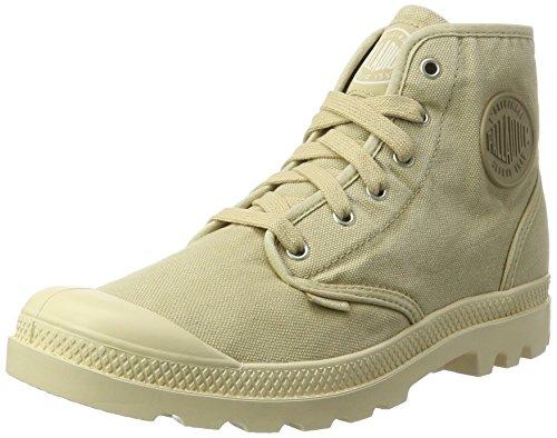 - Palladium Men's Pampa Hi Boots, Sahara/Ecru, 11.5