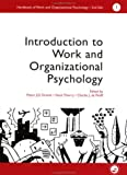 Introduction to Work and Organizational Psychology, Drenth, Pieter J. D., 0863775209