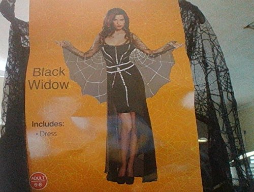 Spooky Village Black Widow Costume (Halloween Costumes Cvs Pharmacy)