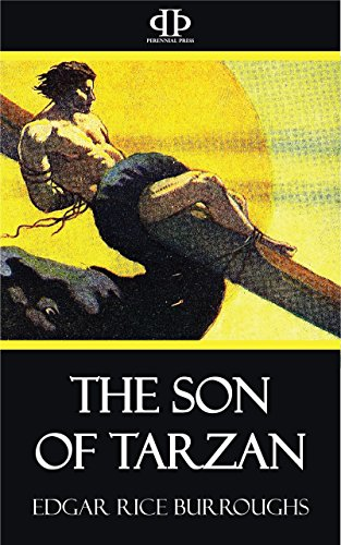 book cover of The Son of Tarzan