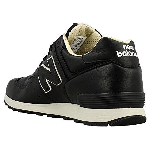 New Balance - 576 Ckk Blacknero - 127204617 - Farbe: Schwarz - Größe: 43.0