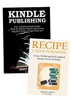 How to write a recipe book for kindle