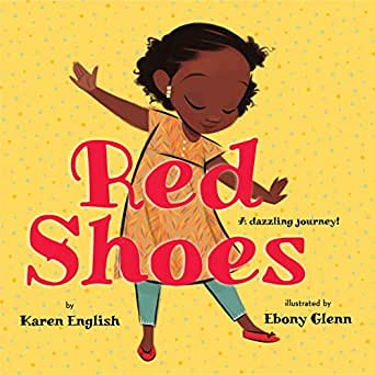 Red Shoes - Kindle edition by English, Karen, Glenn, Ebony ...