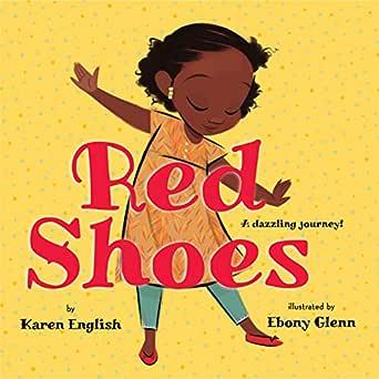 Red Shoes - Kindle edition by English, Karen, Glenn, Ebony ...
