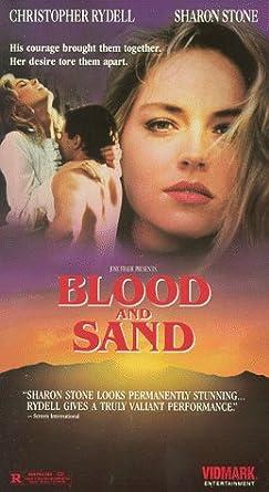 Blood Sand Sharon Stone Amazon Com Au Movies Tv Shows