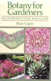 Botany for Gardeners, Brian Capon, 0881921637