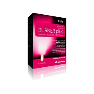 Burner Plus 60Cps Promo
