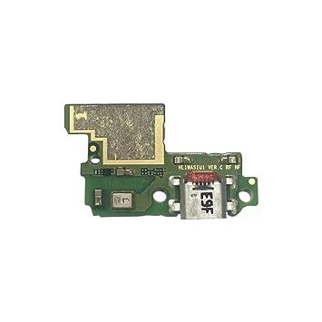UU FIX Dock de Carga Conector para Huawei P10 Lite, Back ...