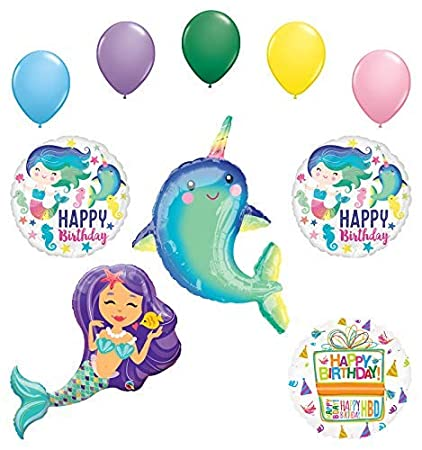 Amazon.com: Mayflower Products - Ramo de globos para fiesta ...