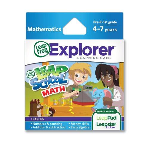 LeapFrog LeapSchool Learning LeapsterGS Leapster