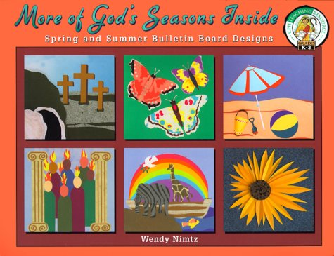 More Of God S Seasons Inside Spring And Summer Bulletin Board