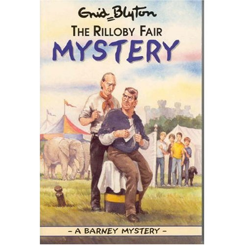 The Rilloby Fair Mystery - Book #2 of the Barney Mysteries