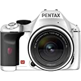 PENTAX デジタル一眼レフカメラ K-x レンズキット ホワイト