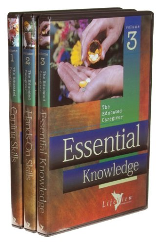 The Educated Caregiver, Three DVD Set