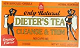 Cheap Only Natural Dieters Cleansing Tea – Orange, 1.5 Ounce