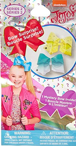 Jojo Siwa Bow Mystery Blind Bag Stocking Stuffer for Girls Series 2