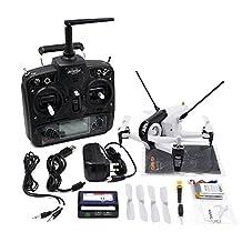 Walkera Rodeo 150 Devo7 Remote Control Racing Drone RTF 5.8G FPV Mini Drone with Camera 600TVL by Walkera