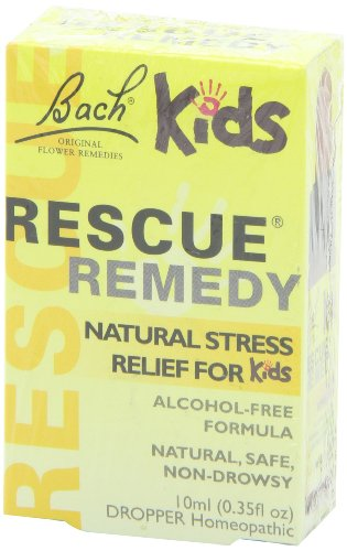 Bach Rescue Remedy Natural Stress Relief Drops