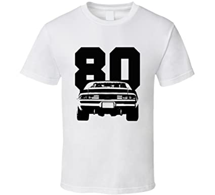 Camaro Rear View With Year White T Shirt Xsy White