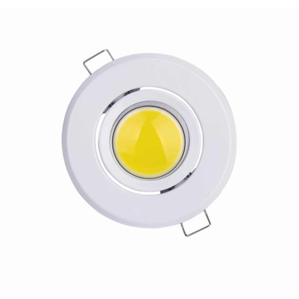sharplace 2pcs gu10 MR160 vaso Base de bombilla LED (Metal), blanco, 1: Amazon.es: Industria, empresas y ciencia