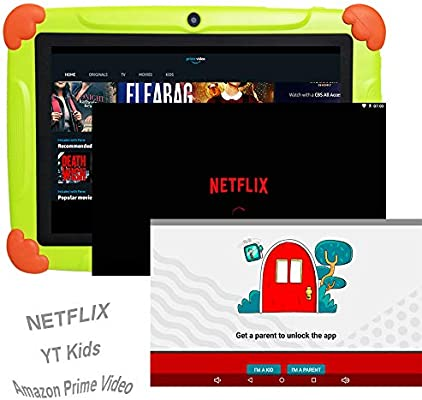 Tablet niños con Wifi 2 GB Ram 32 GO Rom Tableta para niños 7 ...