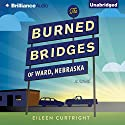 The Burned Bridges of Ward, Nebraska: A Novel Audiobook by Eileen Curtright Narrated by Emily Sutton-Smith