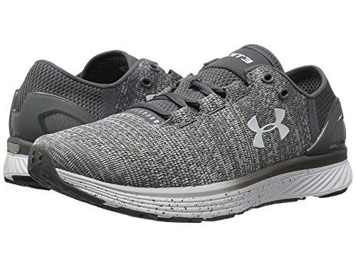 早熟一般化する嬉しいです(アンダーアーマー) UNDER ARMOUR レディースランニングシューズ?スニーカー?靴 Charged Bandit 3 Glacier Gray/Rhino Gray/White 6.5 (23.5cm) B - Medium