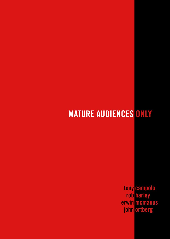 For mature audiances