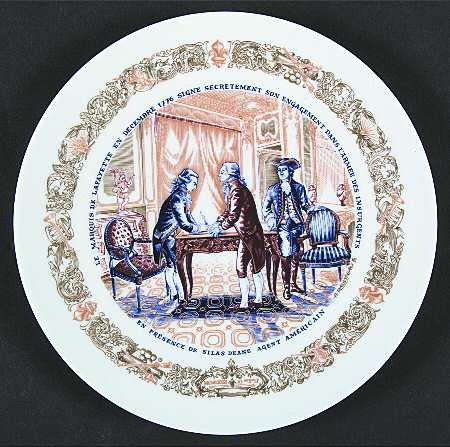 D'ARCEAU LIMOGES - City Tavern Meeting - Lafayette for sale  Delivered anywhere in USA