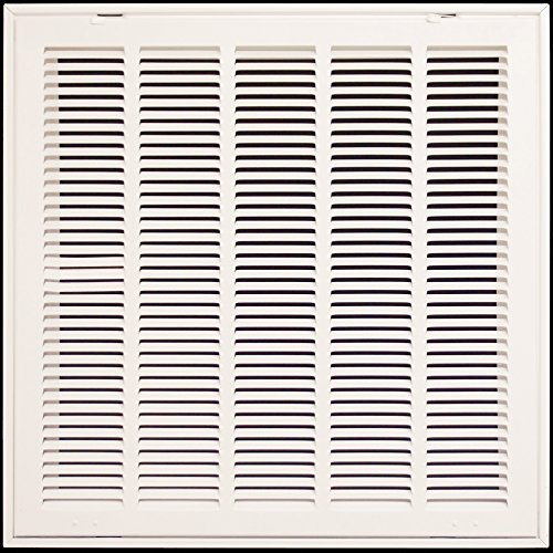 "20"" X 20 Steel Return Air Filter Grille for 1"" Filter - F..."