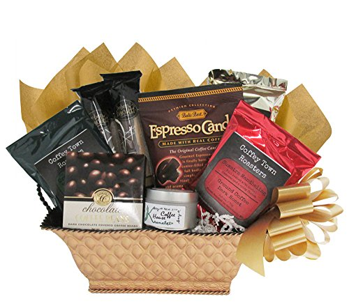 Corporate Appreciation Gift Basket with Global Coffees and Gourmet Goodies the Perfect Business Gift Basket (Corporate Gift Business)