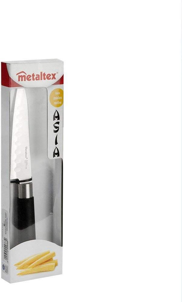 Metaltex 255864 Cuchillo de Cocina de Acero Inoxidable 24 cent/ímetros