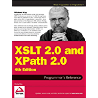 XSLT 2.0 and XPath 2.0 Programmer's Reference (English Edition)