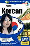 Talk Now! Learn Korean, Eurotalk Staff, 1843520427