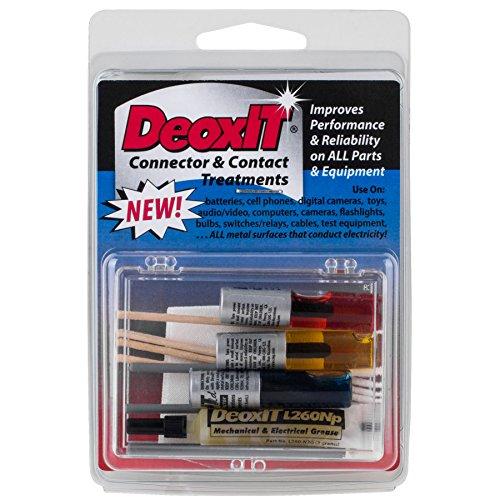 (CAIG K-2C DeoxIT Sampler Kit)