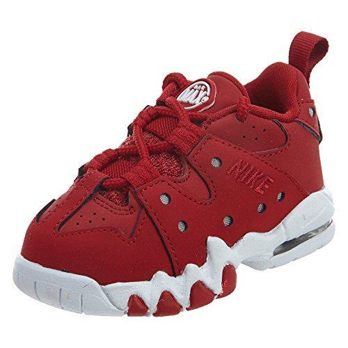 Nike Air Max CB 94 Low Infants/Toddlers Shoes Gym Red/White 918338-600 (10 M US)