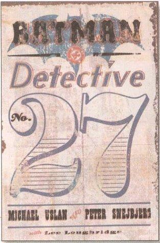 Batman: Detective, No. 27 -