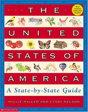 United States Of America: A State-by-state Guide pdf epub