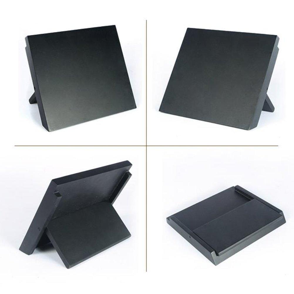 Liitrton Magnetic Knife Block Foldable Cutting Board Storage Rack Chopping Board Knife holder (Black) by Liitrton (Image #5)